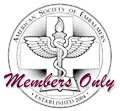 ASE Members Only